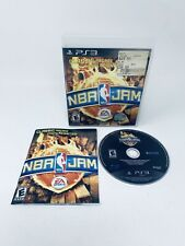 NBA Jam - PlayStation 3 PS3 - Complete with Manual CIB