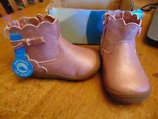 new toddler girls stride rite 360 yuri shoes size 4 pink