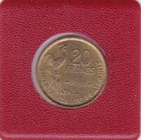 20 Francs Frankreich 1950 France prima Erhaltung