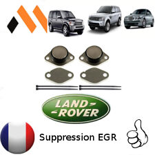 KIT COMPLET  SUPPRESSION EGR - LAND ROVER DISCOVERY 3 RANGE ROVER SPORT TDV6