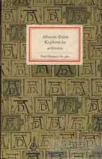 Albrecht Dürer. Kupferstiche: Timm, Werner (Herausgeber)