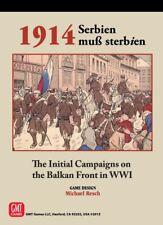 GMT Games-BOARD Flags-Serbien Muss sterbien: WW1, campagne ANTERIORE dei Balcani