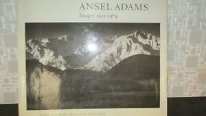 ANSEL ADAMS Signed Images 1923-1974, First Printing