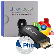 Google Chromecast WiFi HD Digital USB 1080p TV Stick Media Player Streamer HDMI