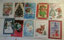 New Christmas Cards 20 Variety Assortment With 20 Envelopes Free Shipping