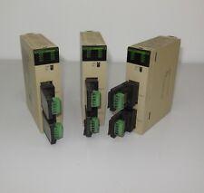 Omron CS1W-SCU21-V1 serial communication unit (lot of 3)