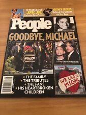 Micheal Jackson People Magazine GoodBye JULY 2009