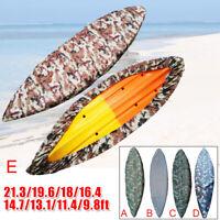 Professional Waterproof 6.9-19.7ft Kayak Boat Canoe Storage Transport Dust Cover