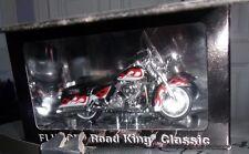 Maisto Harley DAVIDSON Road King Classic FLHRCI 2001 1/18 Maisto NEUF EN BOITE