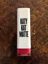 CoverGirl Katy Kat Matte Lipstick KP06 Cat Call