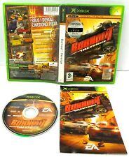 Jeu Pour Xbox 1 Série - Burnout Revenge - 16 Ans