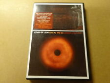 MUSIC DVD / KINGS OF LEON: LIVE AT THE 02 - LONDON