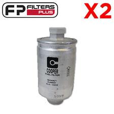 2 x WZ373 Genuine Wesfil Fuel Filter Ford Falcon 5.0L, 4.0L, 5.4L - Z373, AFG55