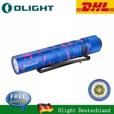 Olight I5UV EOS 365nm ultraviolette LED Taschenlampe Mini EDC Blaue Tarnung