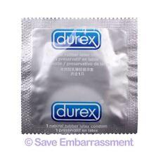 12 DUREX PERFORMA EXTENDED PLEASURE Condoms - Fast Free Royal Mail 24 UK Post