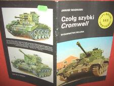 Profileheft Typy Broni TBiU 163, Schneller Tank CROMWELL