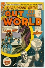 Out of This World #14 July 1959 VG
