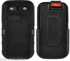 OEM Seidio Convert Rugged Combo Holster&Case Clip For Samsung Galaxy S3 S 3 III