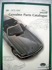 """New listing Purchasers say - """"The Ultimate Parts Catalogue for 1975-1991 Jaguar Xjs Owners"""""""