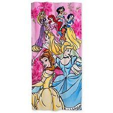2012~Princess BEACH TOWEL~31 x 60~Cinderella+Ariel+Rapunzel~NWT~Disney Store