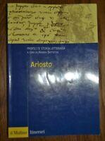JOSSA STEFANO - ARIOSTO - PROFILI DI STORIA LETTERARIA - ED: IL MULINO - (GU)