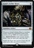 MTG Magic - (M) Aether Revolt - Gonti's Aether Heart - NM