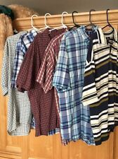LOT OF 7 SZ XL SHIRTS BY NORDSTROM, STRUCTURE, POLO, CLAIBORNE, etc