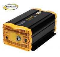 GO Power GP-ISW3000-24 3000 Watt Pure Sine Wave Power Inverter 24V