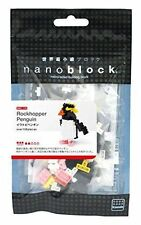 Rockhopper Penguin Nanoblock Miniature Building Blocks New Sealed NBC 135