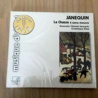 Clement Janequin - La Chasse & Autres Chansons (Digipak CD 2005) NEW/SEALED