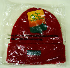 Highlander Hat Beanie Plain Red Winter Warm Thinsulate Acrylic Beany