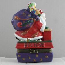 Kurt Adler Mary Engelbreit Believe Box-Me 165