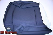 BMW E85 Z4 LEFT BASIC SEAT BASE CLOTH ANTHRACITE 'FREE SPIRIT' 52107126361