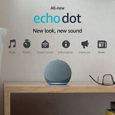 Nuevo Amazon Echo Dot 3rd generación altavoz inteligente con Alexa-Heather Gris