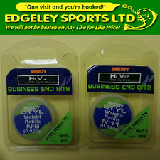 Middy Styls Extra Soft Weights (No.7/No.9/No.10/No.11 Available)