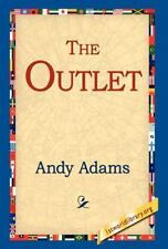The Outlet by Andy Adams (2005, Hardcover)