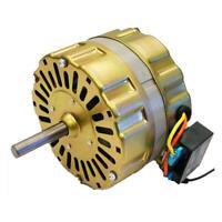 Power Roof Vent Motor 1/9 HP Motor Replacement Galvanized Steel Metallic