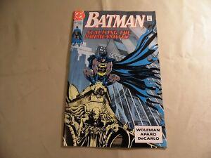 Batman #444 (DC 1990) Free Domestic Shipping