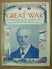 ORIGINAL VINTAGE MAGAZINE 56 THE GREAT WAR 1914-18 NICE ITEM TO MARK CENTENARY