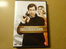 2-DISC ULTIMATE EDITION DVD / JAMES BOND 007 - THE LIVING DAY LIGHTS