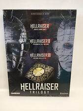 HELLRAISER TRILOGY - COFANETTO 3 DVD