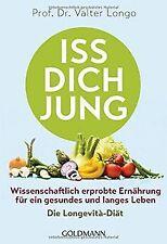 Iss dich jung: Wissenschaftlich erprobte Ernährung ... | Buch | Zustand sehr gut