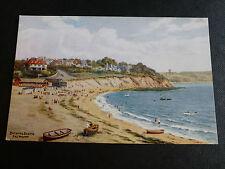 ARQ118 - Bathing Beach FALMOUTH - A R Quinton #2319 POSTCARD