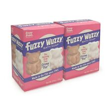 Fuzzy Wuzzy Bear Soap New In Package It Grows Fur!