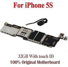 iPhone 5S Logic board unlocked 32GB free shipping worldwide eParcel/ePacket