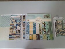 New listing Nip Bo Bunny Snow Day Collection Pack and Noteworthy Pack