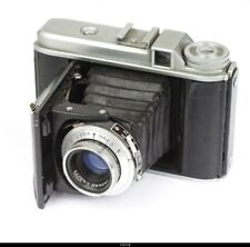 Camera Voigtlander Perkeo I 6x6 With Lens Voigtlander Vaskar 4.5/75mm