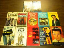 12 TV PAPERBACKS 1960's/70's HAPPY DAYS BEN CASEY THE PARTRIDGE FAMILY lot D