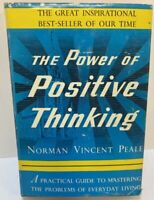 Vintage 13th Print 1967 The Power Of Positive Thinking By Norman Vincent Peale