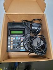 Hypercom T7 Plus Credit Card Machine and Power Supply Express Processing Nice!